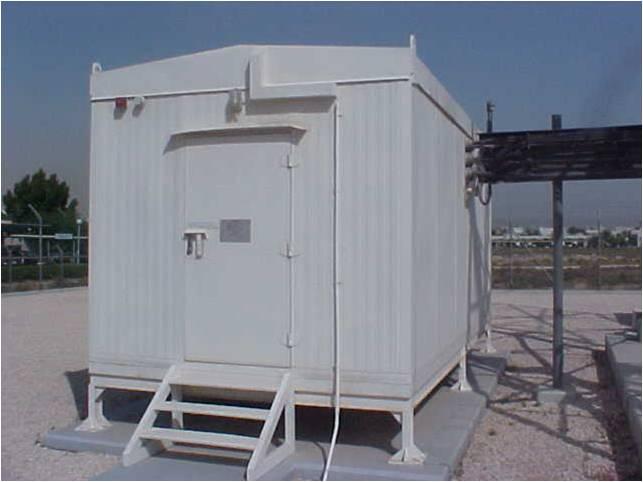 GSM Shelter